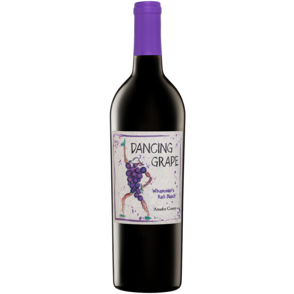 Dancing Grape Red bottle