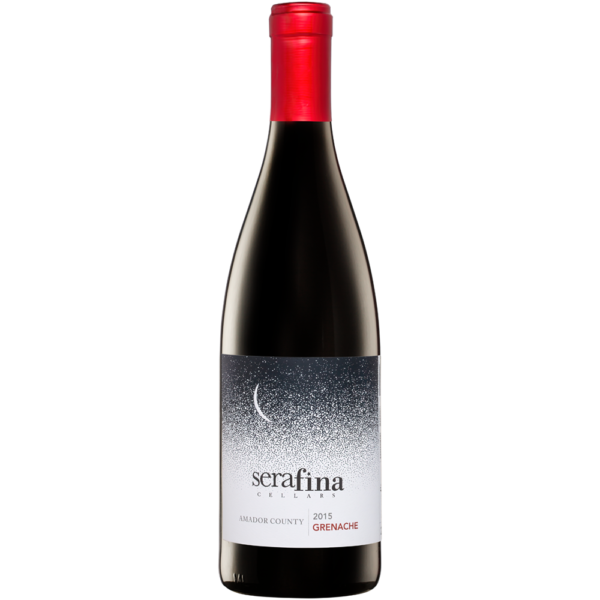 SFC Grenache 2015 bottle