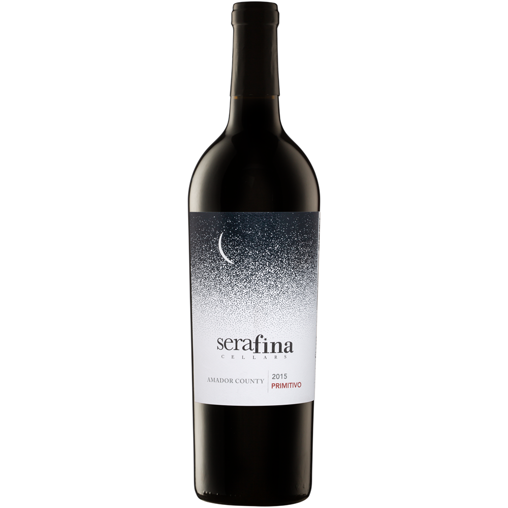 SFC Primitivo 2015 bottle
